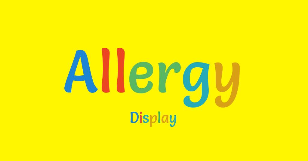 AllergyPoster.com