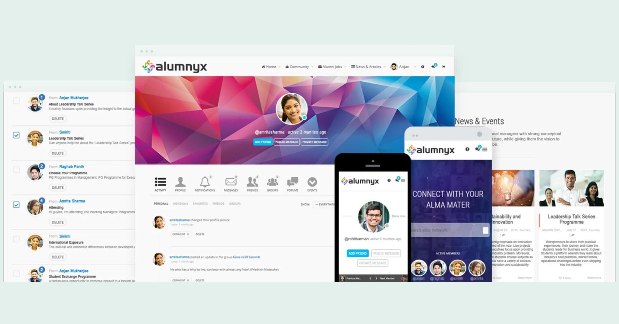 Alumnyx