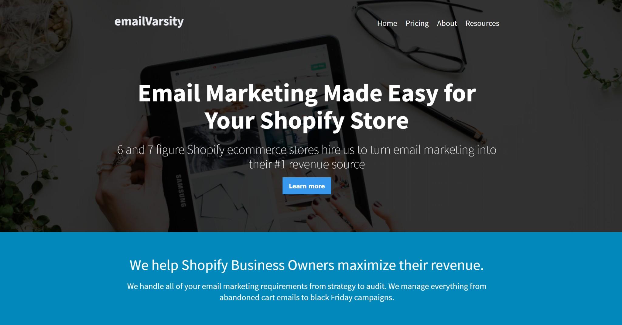 EmailVarsity