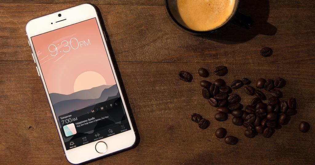 Next Up - A Podcast Alarm