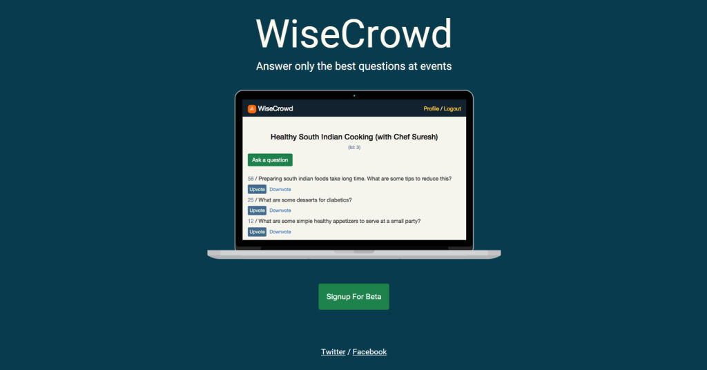 WiseCrowd