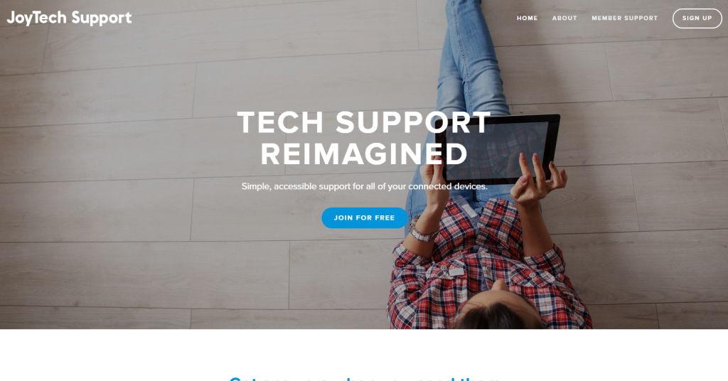 JoyTech Support