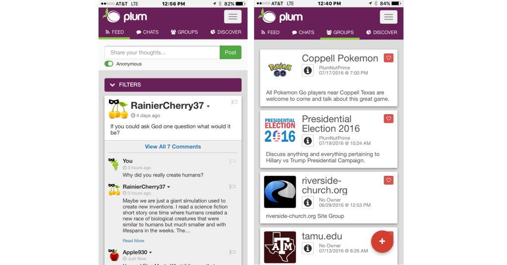 Plum – People Like You and Me