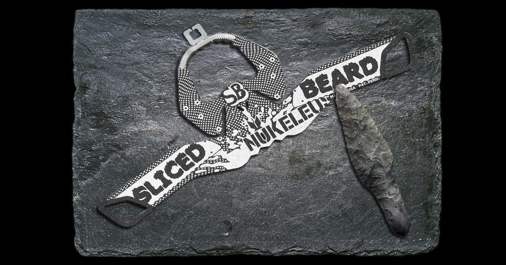 SLICED BEARD
