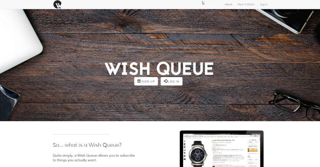 Wish queue